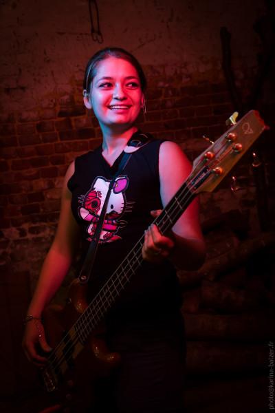 """Portrait lumière """"concert"""", photo de studio: Karina Balzer"""